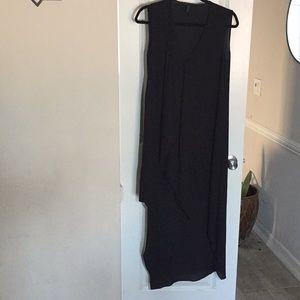 BCBMAXAZRIA asymmetrical Dress